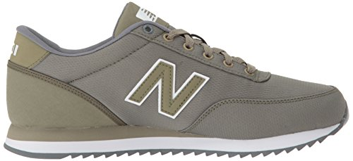 New Balance Mens 501v1 Ripple Sneaker Covert Verde / Bianco