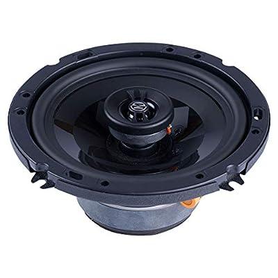 Memphis Audio PRX602 Power Reference 6.5 Inch 50 Watt RMS 100 Watt Peak Power Car Audio Coaxial Speaker System : Electronics