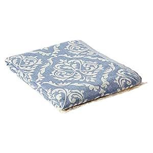 MyCocoon Turkish Beach Hammam Towel - Navy Blue