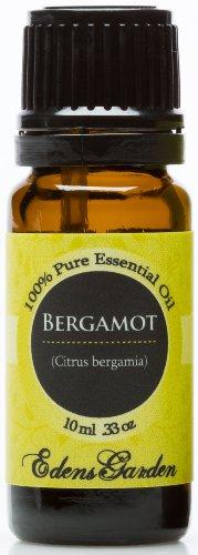 Bergamote 100% Pure grade thérapeutique Huile Essentielle-10 ml