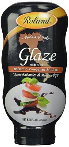 - Roland Foods Balsamic Glaze, 8.45 Ounce