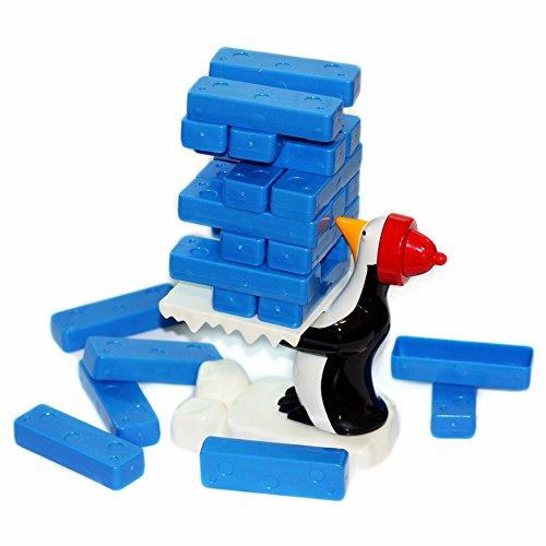 【 Alnair 】 PENGUIN PANIC バランスゲーム ジェンガ 風 おもちゃ ペンギン ボードゲーム 子供 大人 も 楽しめる 家族 ファミリーゲーム