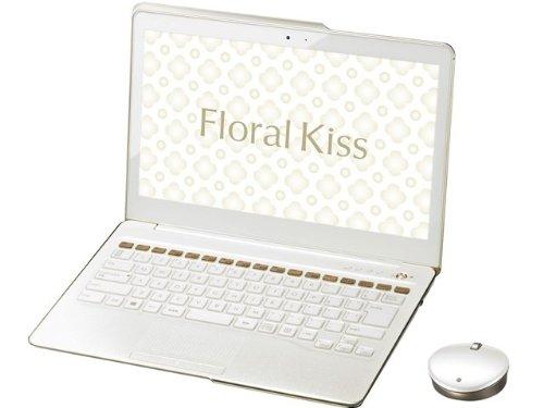 富士通 ウルトラブックFloral Kiss CH55 J 13.3型ワイド FMVC55JW Elegant White