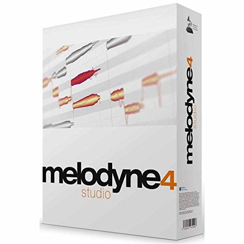 Celemony Melodyne 4 Studio Box by Celemony