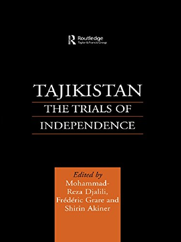Download Tajikistan: The Trials of Independence (Central Asia Research Forum) Pdf