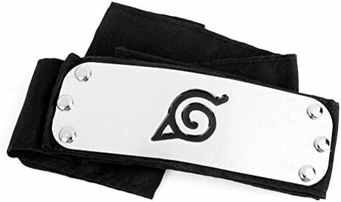 Amazon.com: Ninja Diadema Konoha Village Ninja Shinobi ...