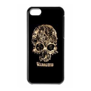 Walking Dead Fan Print phone Case Cove For Iphone 5c XXM9962196