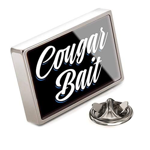 NEONBLOND Lapel Pin Classic Design Cougar Bait