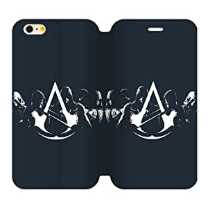 Assassins Creed Hardshell Cell Phone Iphone 6 Plus 5.5 Case Shell Cover (Laser Technology)