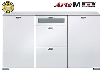 Arte M Sideboard Kommode 467360 2 Turig Mit Schubkasten Und