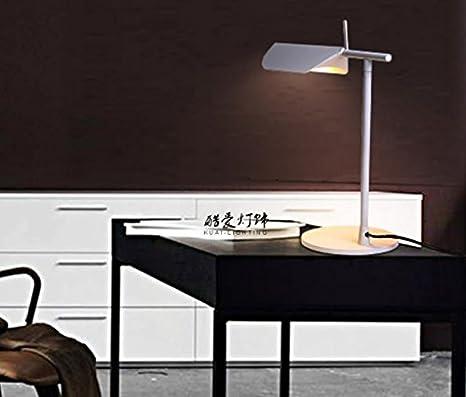 Tavolo In Ferro Moderno.Lampada Da Tavolo In Ferro Moderno Moderno Salotto Camera Da Letto