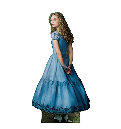 Advanced Graphics Alice Life Size Cardboard Cutout Standup - Disney's Alice in Wonderland (2010) by Advanced Graphics