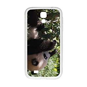 The Playing Panda Hight Quality Plastic Case for Samsung Galaxy S4