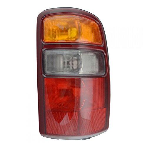 Taillamp Taillight Rear Brake Light Lamp Passenger Side Right RH for Chevy Tahoe