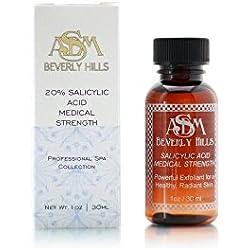 ASDM Beverly Hills 20% Salicylic Acid Peel |1 Ounce|