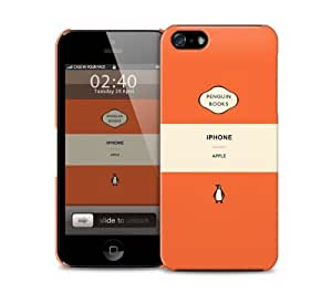 penguin book iPhone 5 / 5S protective case