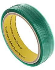 D DOLITY Tri Line Knifeless Tape (9mm) for Vinyl Graphic Wraps 50 M (164 Ft) Roll