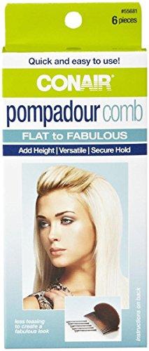 Conair Pompadour Comb Kit (Best Comb For Pompadour)