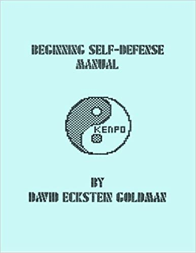 Book Beginning Self-Defense Manual
