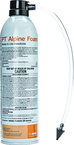 BASF TRTD0050 PT Alpine Foam Insecticide, -