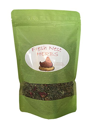 Fresh Nest Herbs, Nestbox herbs for Chickens, Geese, Duck...