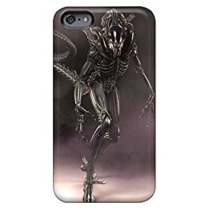 High-definition mobile phone carrying cases style Sanp On iphone 6plus 6p - xenomorph Kimberly Kurzendoerfer
