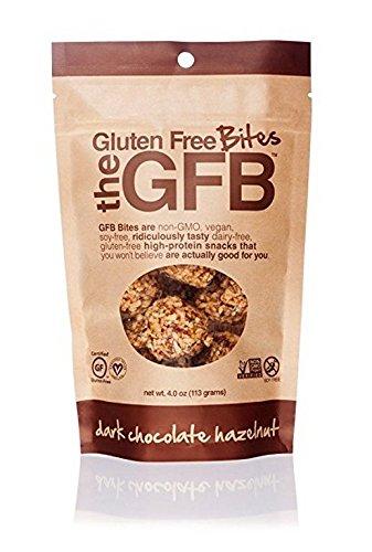 The Gfb Bites Drk Choc Hzlnut (Choc Bite)