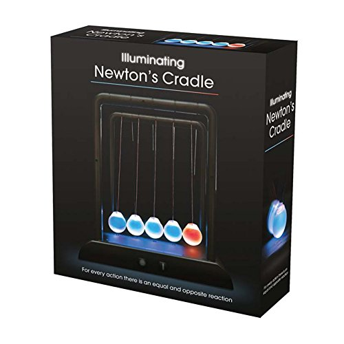 Best Buy! Fizz Illuminating Newtons Cradle