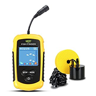 Sonda Lucky fish finder 1