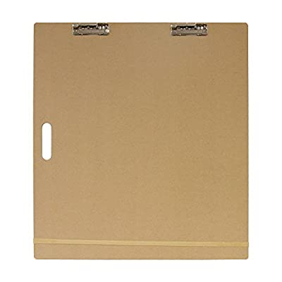 """US Art Supply Artist Sketch Tote Board - Great for Classroom, Studio or Field Use (23""""x26"""") by US Art Supply"""