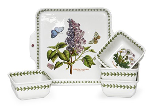 Portmeirion Botanic Garden 5-Piece Accent Bowl Set ()