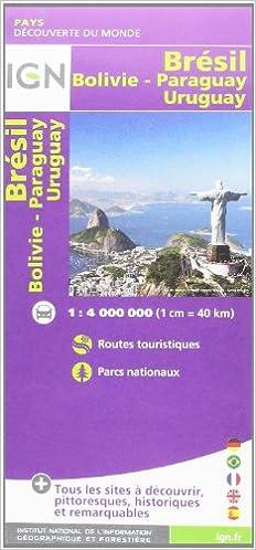 Lire en ligne 85114 BRESIL  1/4M pdf epub