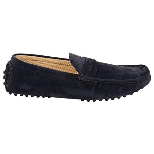 Shoes Click ,  Herren Loafer Dunkelblau