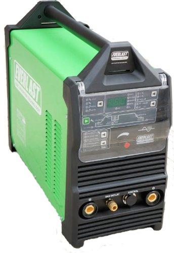 Everlast PowerArc 280STH Digital TIG Stick Pulse Welder, Green