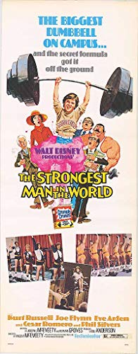 Strongest Man in the World - Authentic Original 14