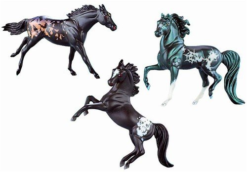 Breyer - Spooky Halloween Collection - Stablemates