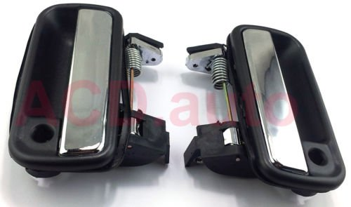 For 1998-2004 TOYOTA HILUX RH95 Outside Door Handle Front Left Right NEW 3081L/R