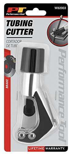 - Performance Tool W82003 Professional Tubing Cutter