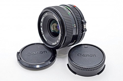 Canon Lens FD 28mm 2 8 product image
