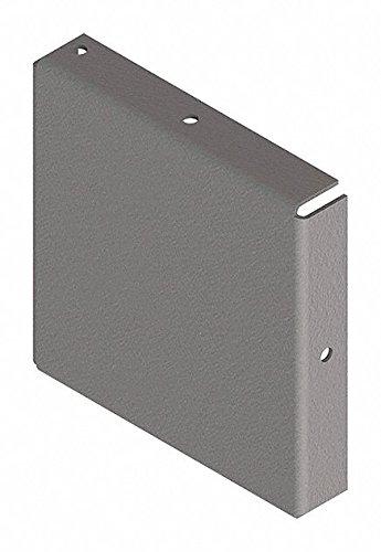 Steel Wireway Closure Plate for Hoffman F44 Series Wireways