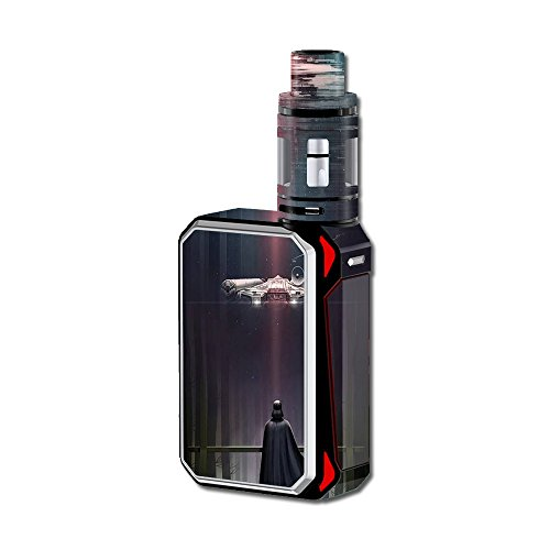 Skin Decal Vinyl Wrap For Smok G Priv 220W Vape Mod Stickers Skins Cover  Darth At Death Star
