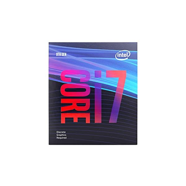 Intel Core i7-9700F Desktop Processor 8 Core 3 GHz speed (Up to 4.7 GHz) Without Processor Graphics LGA1151 300 Series…