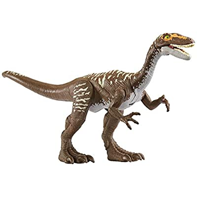 Mattel Jurassic World Attack Pack Ornitholestes: Toys & Games