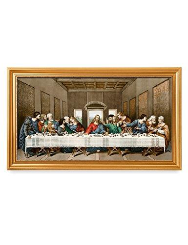 DecorArts -The Last Supper, Leonardo da Vinci Classic Art...