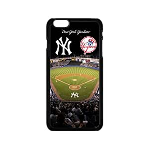 New York yankees Cell Phone Case for Iphone 6 by runtopwell