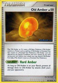 Pokemon - Old Amber (84) - Majestic Dawn - Reverse Holo ()