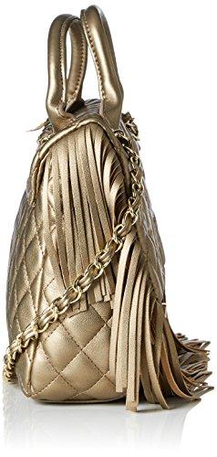Tosca Blu Hello Love - Bolso de mano Mujer Gold (Gold)