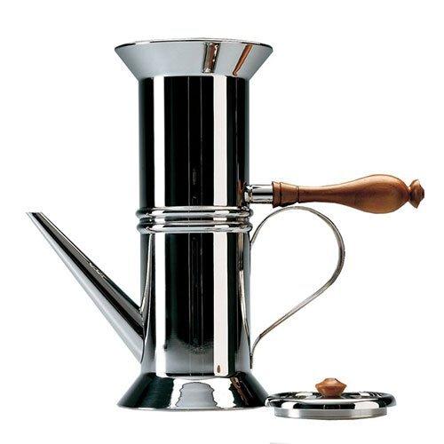 Alessi Neapolitan Espresso Maker by Riccardo Dalisi by Alessi