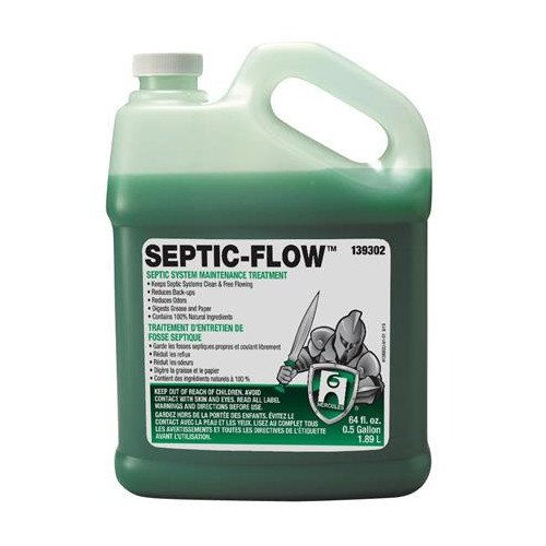 1/2 gal. Cloroben Septic-Flow System Treatment