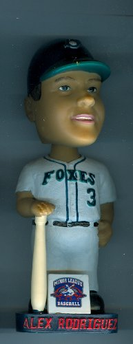 Bobble Head 2001 Alex Rodriguez Limited Edition Minor League